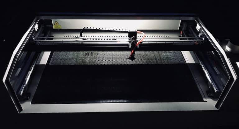 Modellbauabteilung im Aufbau