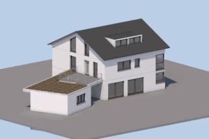 Mehrfamilienhaus in Eberhardzell